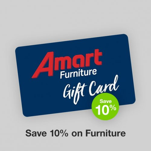 Amart Furniture Discount Gift Card