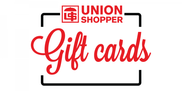 Union Shopper Gift Cards