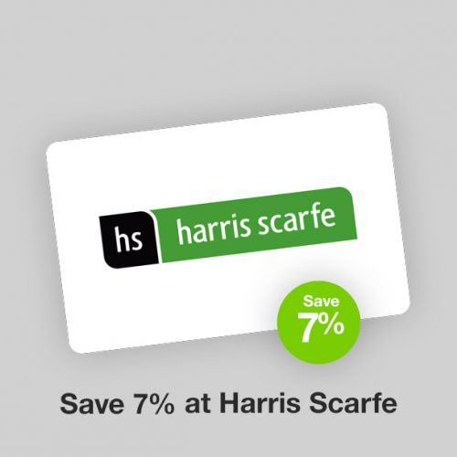 Harris Scarfe Discount Gift Card