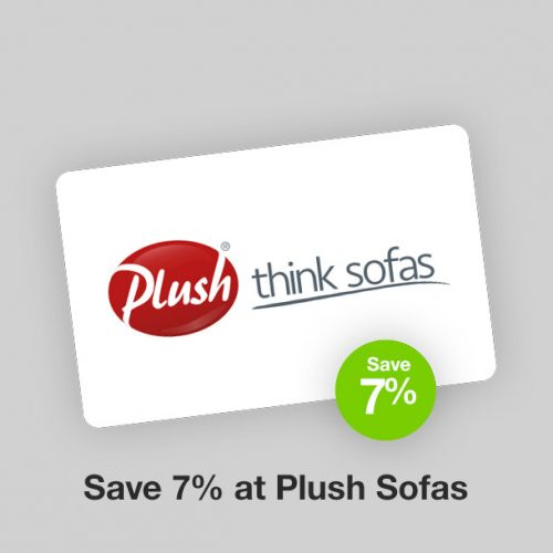 Plush Sofas Discount Gift Card