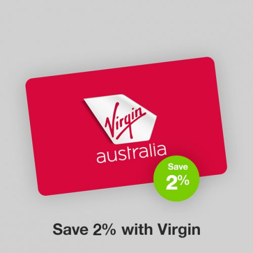 Virgin Atlantic Discount Gift Card