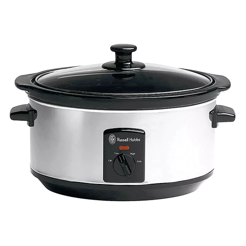 Russell Hobbs 3.5L Slow Cooker – 4443BS: $32