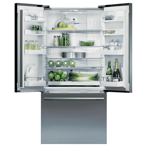 Fisher & Paykel 519L French Door Refrigerator – RF522ADX5: $1,650