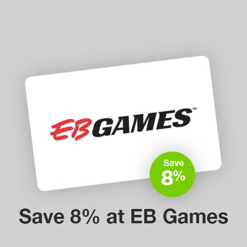 EB Games Discount Gift Card