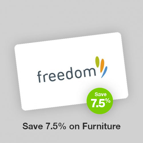 Freedom Discount Gift Card