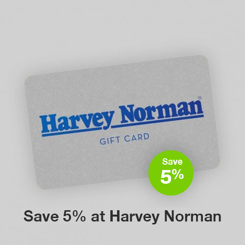 Harvey Norman Discount Gift Card