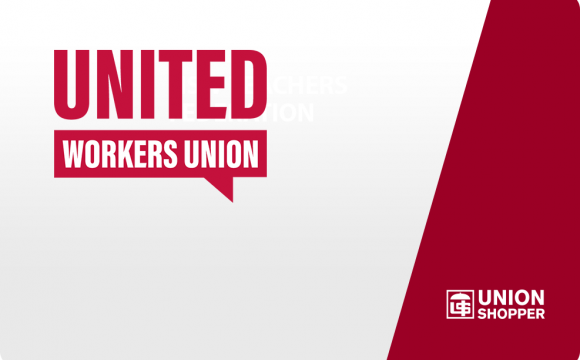 United Workers Union Membership Card