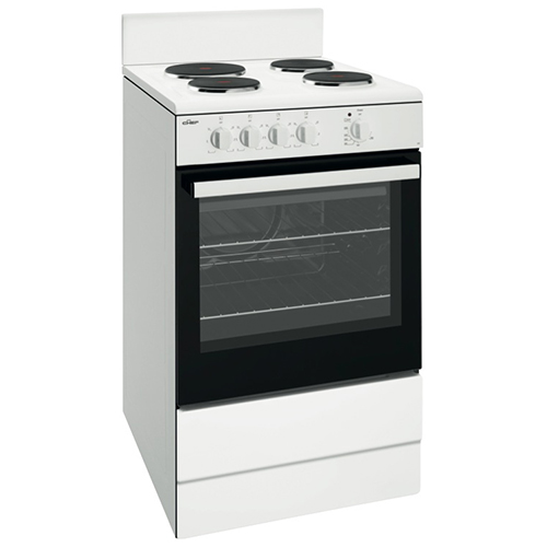 Chef 54cm Electric Upright Cooker – CFE532WB : $462