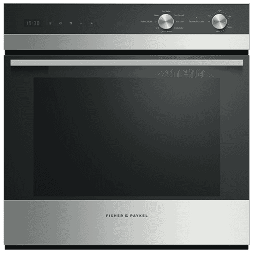 Fisher & Paykel 60cm Multifunction Oven – OB60SC7CEX2: $768