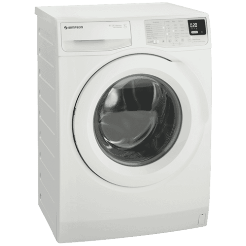 Simpson 7kg Front Load Washer – SWF7025EQWA: $492