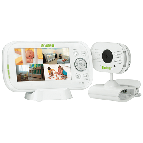 Uniden Wireless Baby Monitor with 4.3″ Display – BW3101: $189