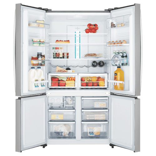 Westinghouse 600L French Door Refrigerator – WQE6000SB: $1,672