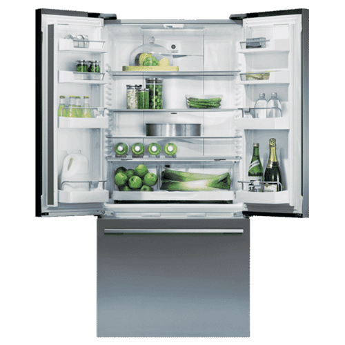Fisher & Paykel 519L French Door Refrigerator – RF522ADX5: $1,941