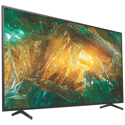 Sony 43″ X8000H 4K UHD Android Bravia LED TV – KD43X8000H: $917