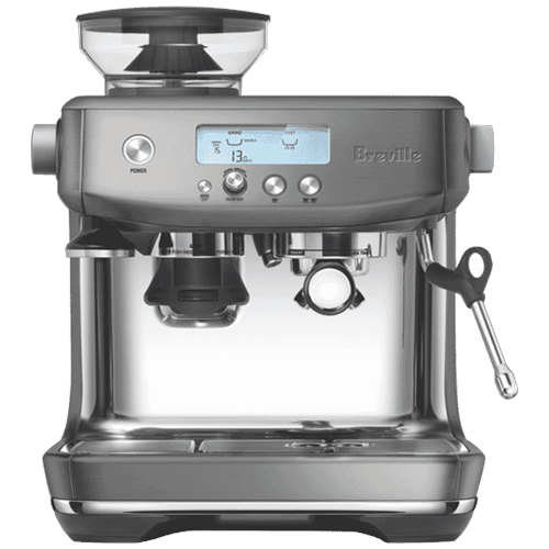 Breville the Barista Pro Smoked Hickory – BES878SHY2JAN1: $881